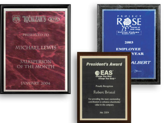 """Picture of Design Your Own Plaques(9"""" x 12"""")"""