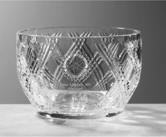 Picture of Crystal Applause Bowl