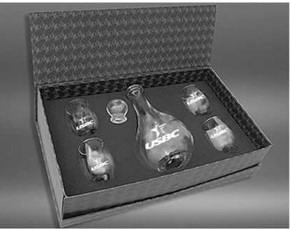 Picture of 5 Piece Carafe Set