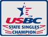 Picture of Bowling Emblem Patch With USBC National Logo - Group Order Version